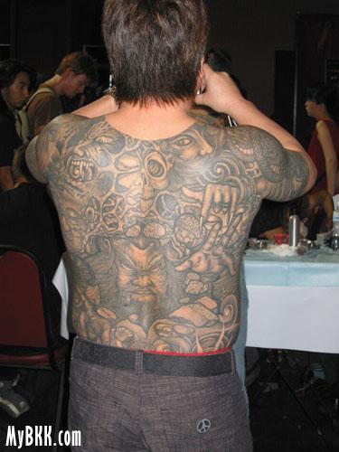 Bangkok Tattoo Festival