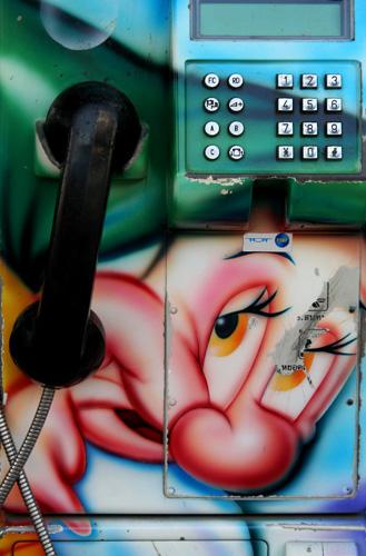 Bashful Telephone, Thailand