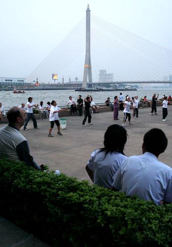 Mass Aerobics, Bangkok