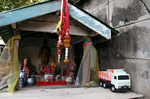 Tonka Truck Spirit House